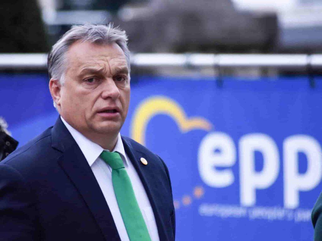 Viktor Orbán Ppe